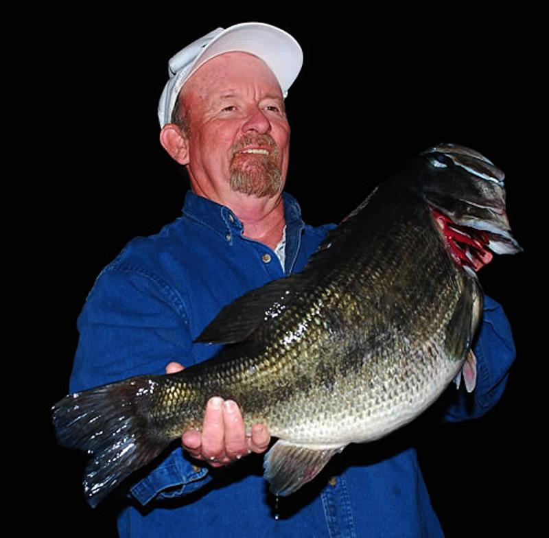 Lake Fork Toyota Sharelunker 489 Makes Big Bass Top 50