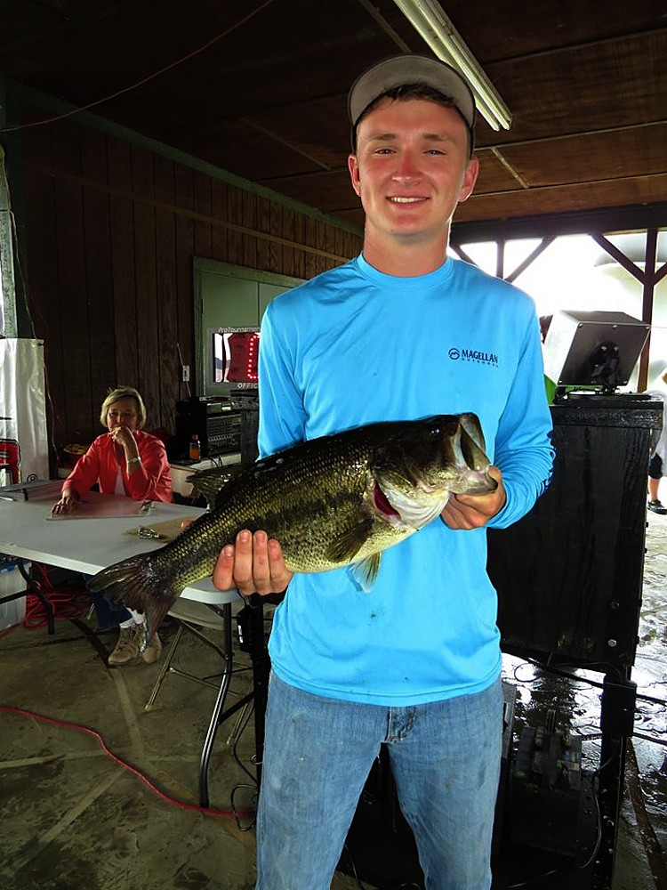 Toledo bend hosts the 59th annual texas state bass for Fishing tournaments in texas
