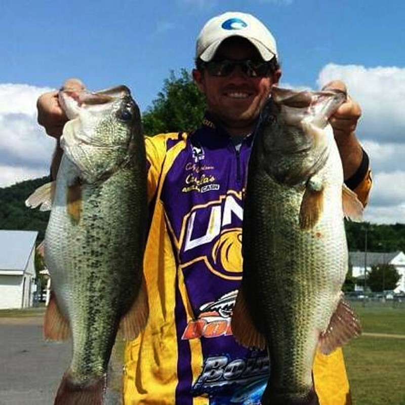 University of north alabama seizes second consecutive for Cabelas college fishing